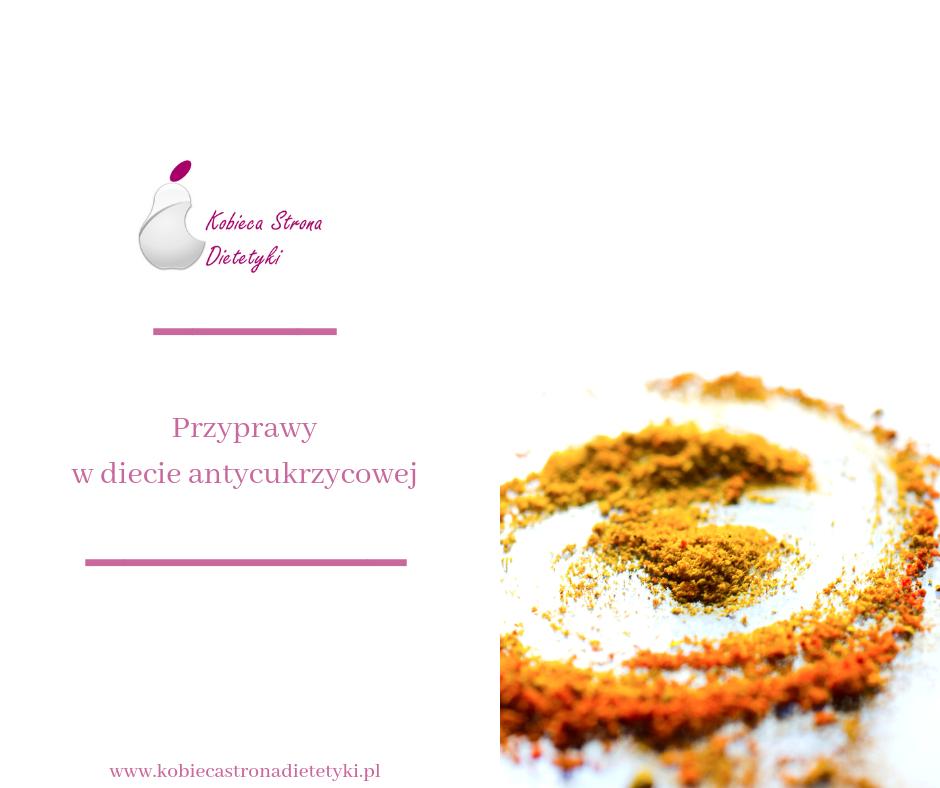 przyprawy-dieta-antycukrzycowa